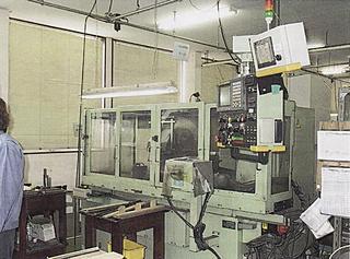 4-axis NC grinder