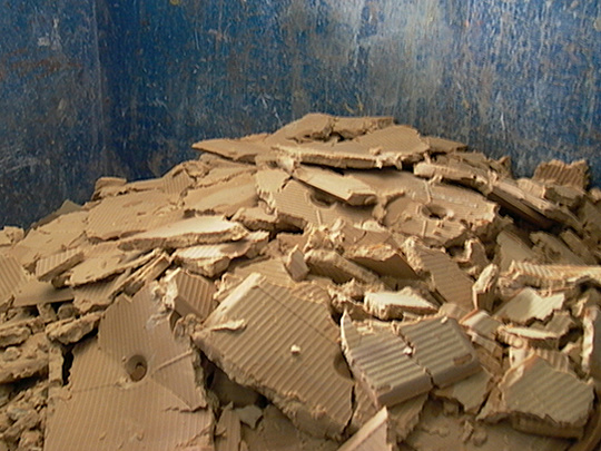 废水处理后污泥  1F